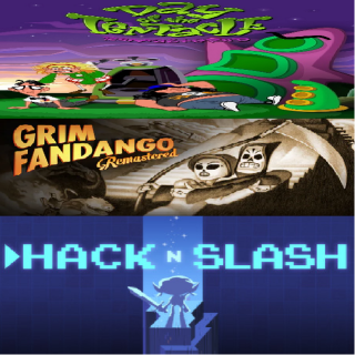 3 x STEAM GAMES (LISTED IN DESCRIPTION) - INSTANT DELIVERY