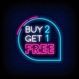 Weapon   BUY 2 GET 1 FREE 👀