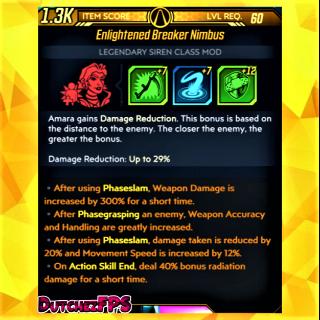 Class Mod   ❗MOD❗ Breaker Nimbus