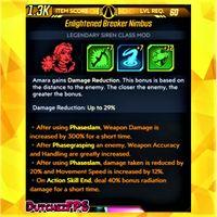 Class Mod | ❗MOD❗ Breaker Nimbus