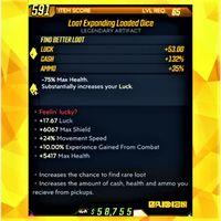 Artifact | ❗MOD❗ Loot Exp Loaded 🎲