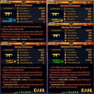 Weapon | ❗MOD❗ LvL 1 Boomer Set
