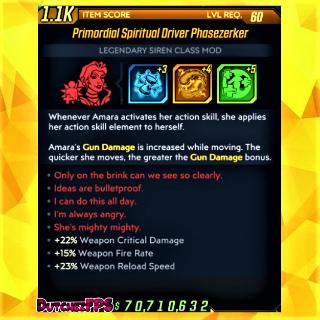 Class Mod   ❗MOD❗ Driver Phasezerker