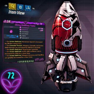 Grenade   ❗MOD❗ Mad Tracker ⚡72