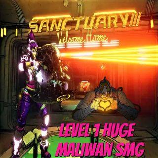 Weapon   Boss Immunity Bypass SMG