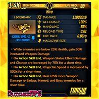 Weapon | ❗MOD❗ Hive SMG ⚡