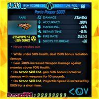 Weapon | ❗MOD❗ Pota-Pooper ☢️💩