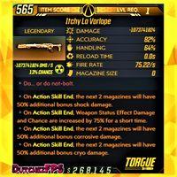 Weapon | ❗MOD❗La Varlope ☢️ LVL 1