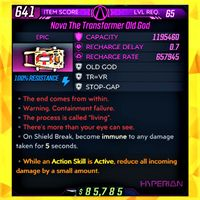 Shield | ❗MOD❗Transformer Old God