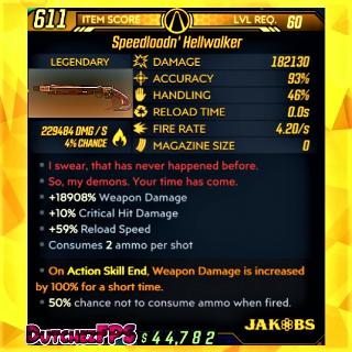 Weapon   ❗MOD❗ Hellwalker 🔥
