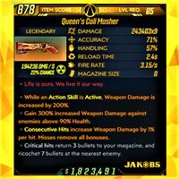 Weapon | ❗MOD❗ Queen's Call ☢️65