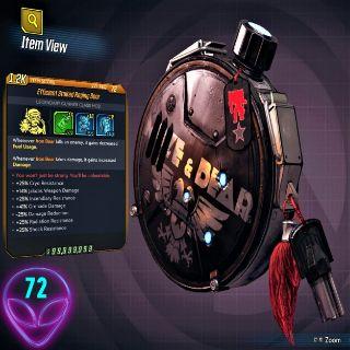 Class Mod   ❗MOD❗ Raging Bear ✨72
