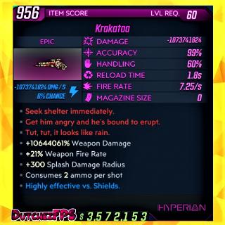 Weapon   ❗MOD❗ Krakatoa ⚡