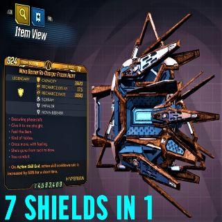 Shield   ❗MOD❗ Nova Frozen 💗 ✨72