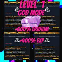 Class Mod | ❗MOD❗ Eridium Classes