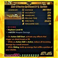 Weapon | ❗MOD❗ O.P.Q. System