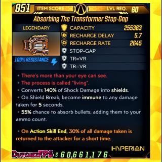 Shield   ❗MOD❗ Transformer
