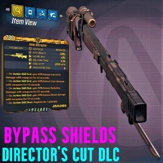 Weapon   ❗MOD❗ Ionic Disruptor