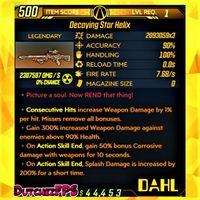 Weapon | ❗MOD❗ ⭐ Helix ☢️ Level 1