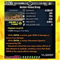 Weapon | ❗MOD❗ Droog Sniper ☢️