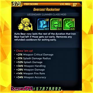 Class Mod   ❗MOD❗ Rocketeer