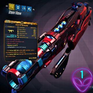 Weapon | ❗MOD❗ P2P Networker ❄️1