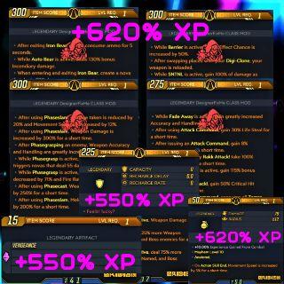 Class Mod    ❗MOD❗ XP Bundle ⬆️ LV 1