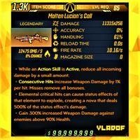 Weapon | ❗MOD❗ Lucian's Call🔥 65