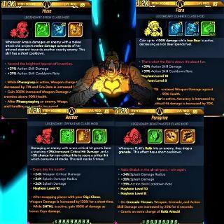 Class Mod   ❗MOD❗ KRIEG DLC BUNDLE