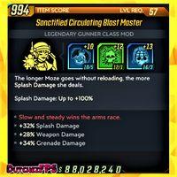 Class Mod | ❗MOD❗ Blast Master