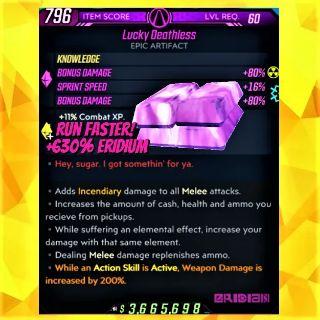 Artifact | ❗MOD❗ +630% Eridium