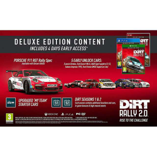 DiRT Rally 2.0 [Deluxe Edition]