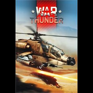 War Thunder - Apache Bundle