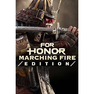 FOR HONOR : MARCHING FIRE EDITION