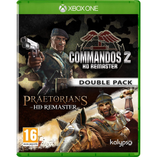 (PLAY NOW) Commandos 2 & Praetorians: HD Remaster Double Pack