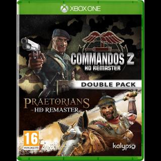 (PLAY NOW) Commandos 2 & Praetorians: HD Remaster Double Pack