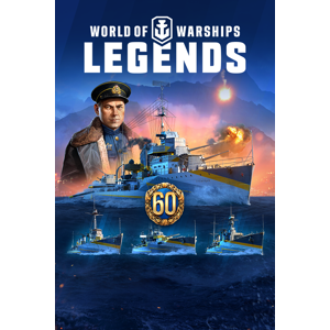 (Retail price 100$) World of Warships: Legends - Ultimate Edition