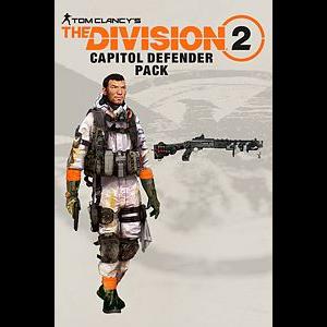 Capitol Defender Pack DLC (The Division 2)