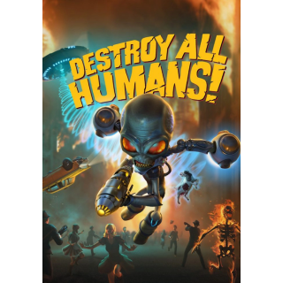 """ INSTANT "" Destroy all humans!"