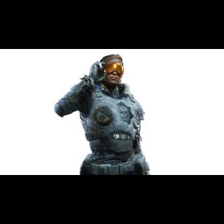 Ice Kait Gears Of War 5 Skin