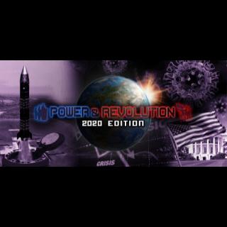 Power & Revolution 2020 Edition