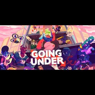 Going Under
