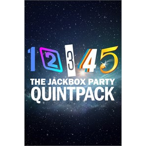 (RETAIL $100) The Jackbox Party Quintpack