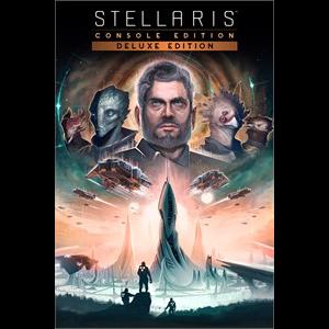 Stellaris deluxe edition
