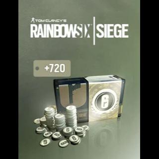 Tom Clancy's Rainbow Six Siege  4920 CREDITS
