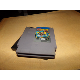 Authentic Nes Game Freedom Force