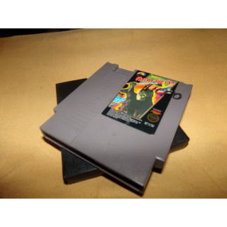 Authentic Nes Game Friday The 13th