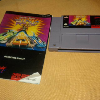 Snes Game Rock And Roll Racing