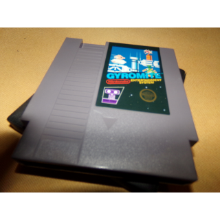 Authentic Nes Game Gyromite Cart Only