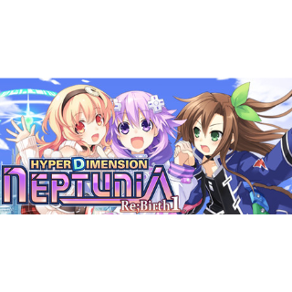 Hyperdimension Neptunia Re;Birth1 + Deluxe + DLC [INSTANT]